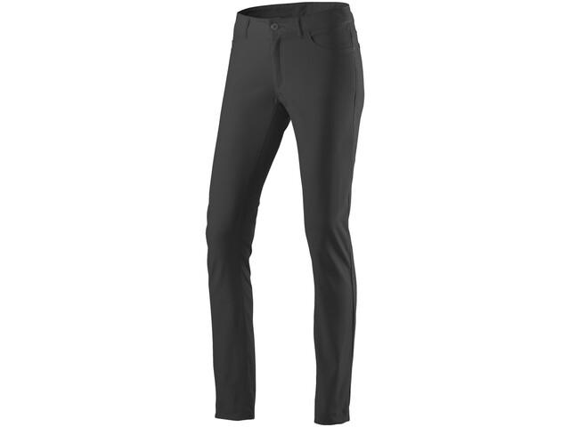Houdini Way To Go Pantalones Mujer, negro